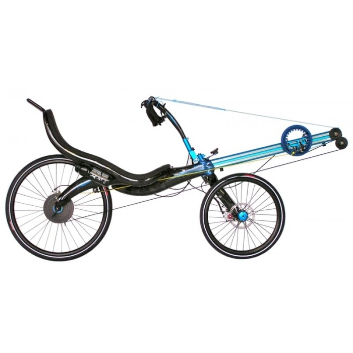 Thys 209 rowing bicycle