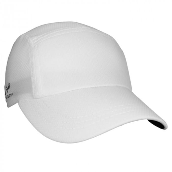 Race Hat | White
