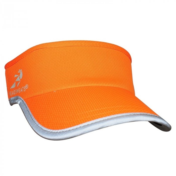 Women's Reflective Supervisor | Neon Orange