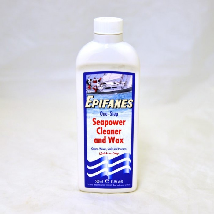 Seapower Cleaner & Wax