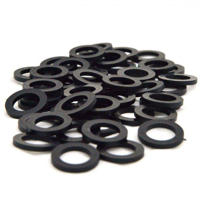 Nylon ring diameter 13 mm, dik of dun
