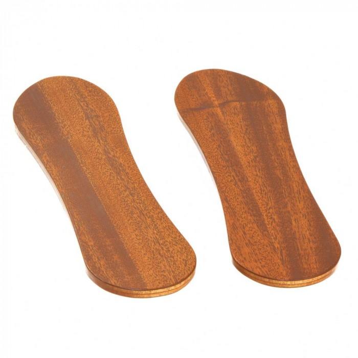 Houten voeten