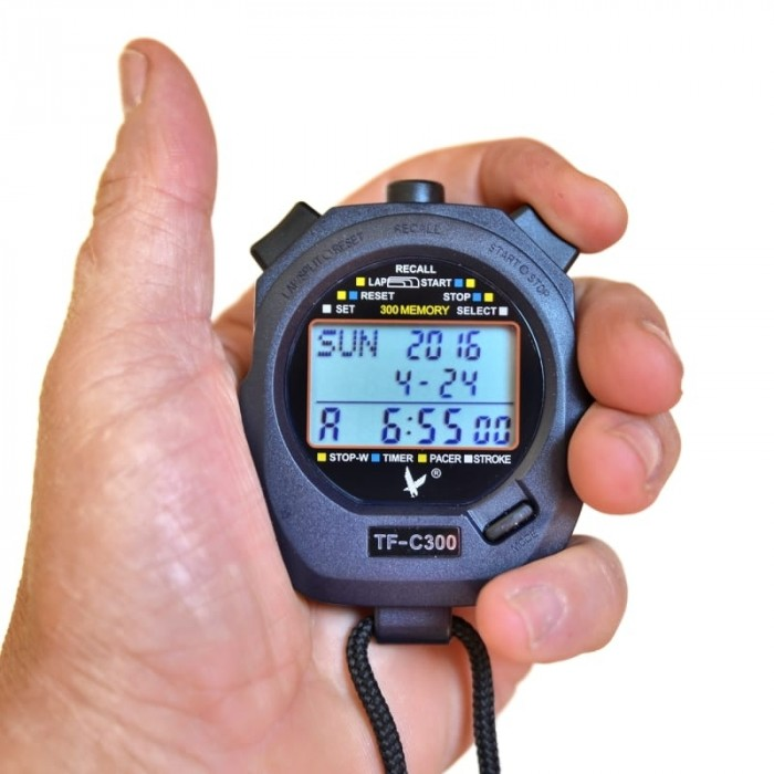 Rowing Stopwatch