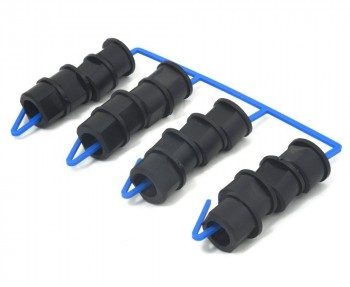 "Concept 2 bushings rowing, black (9/16"" ≈ 14.3 mm.)"