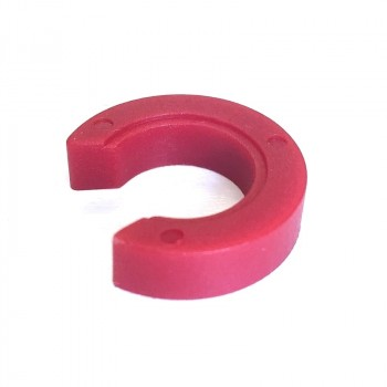 Red Eurow height clips 6 mm