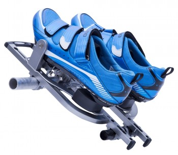 Foot Stretcher with KS-R700NB rowing shoes