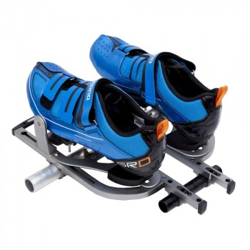 Shimano Foot Stretcher with KS-R610 rowing shoes