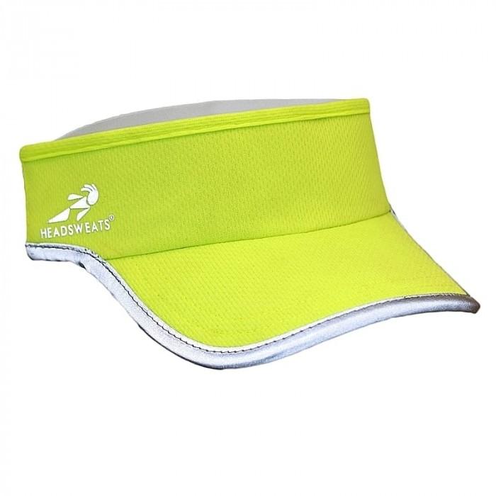 Knit Omkeerbare Beanie muts-Graphite/hi viz yellow