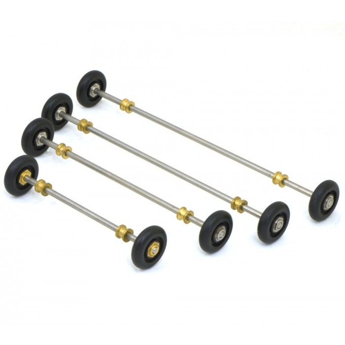 "Axle ""Double action"""