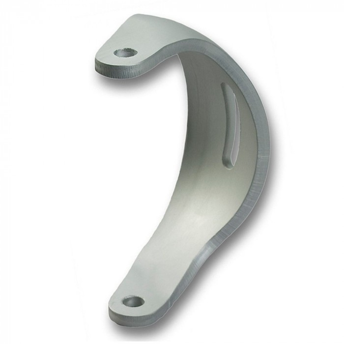 Empacher half-shell for pin