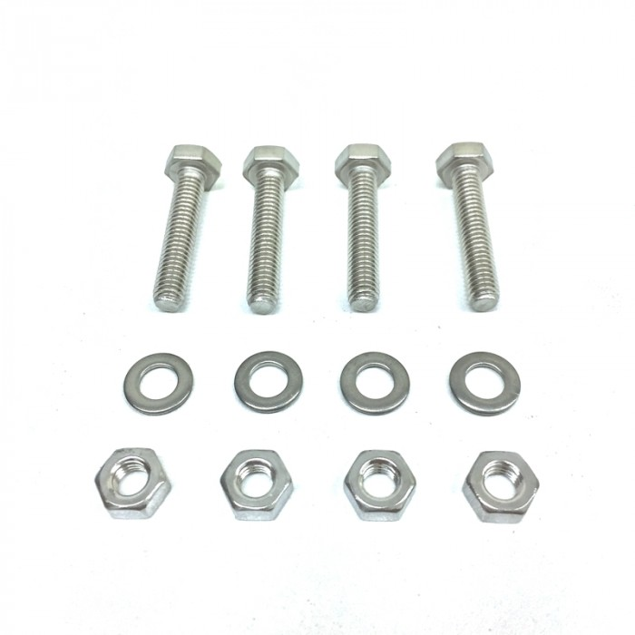 Fastening bolt kit for Empacher scull wing rigger