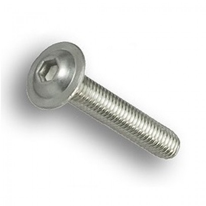 Rigger bolt, hex socket
