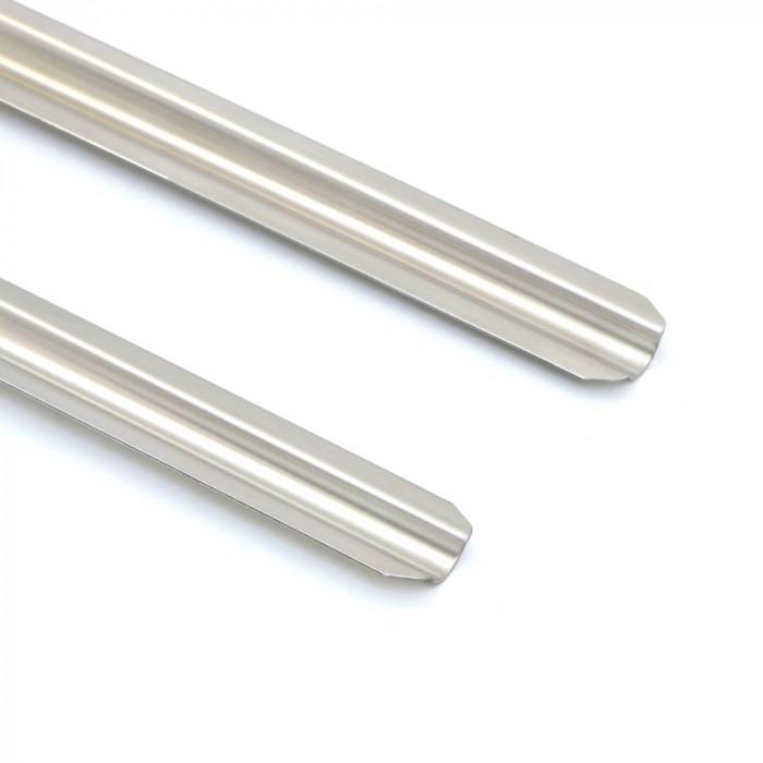 Stainlees steel slides