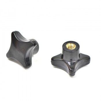 Stretcher lobe knob, M6