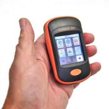 Coxmate GPS- Geschwindigkeit und Schlagzahlmessung