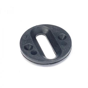 Schraubenscheibeneinsatz für Alu-Schuhplatte Fits4All
