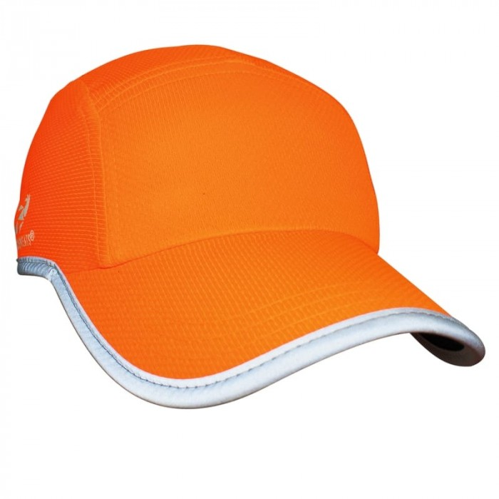 Reflective Race Hat | Neon Orange