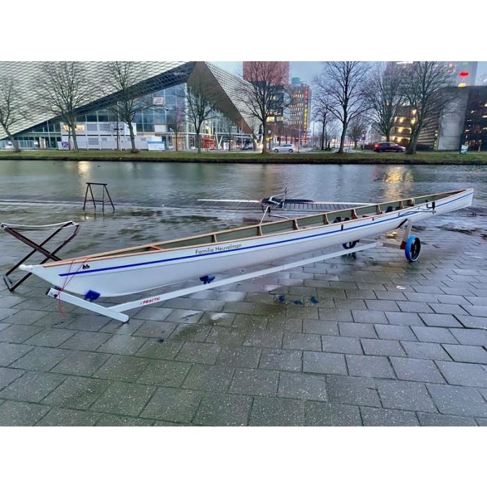 Coastal Rowing Trolley 4x