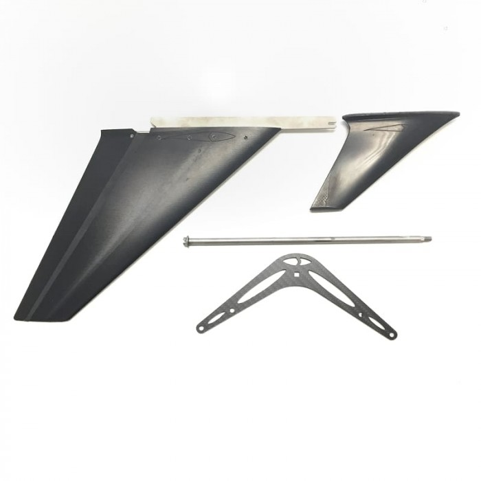HyperSteer™ Twin-Fin system
