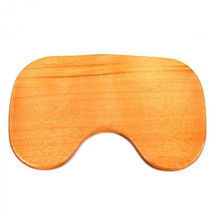 Zeder Sitzschale breit, ohne Löcher