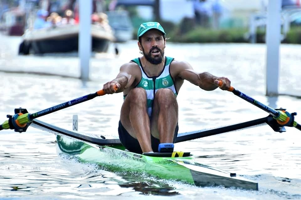 Nelo rowing - Nuno Mendes, Henley 2018