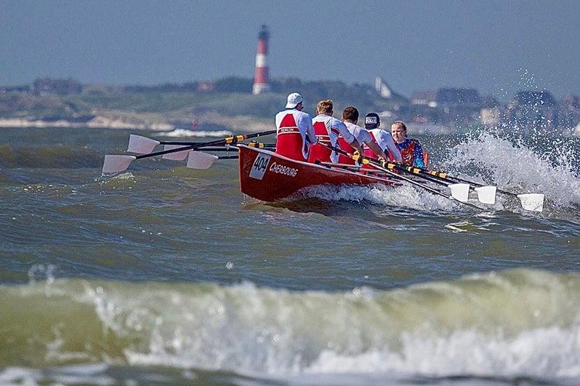 RS-Coastal Rowing Boat