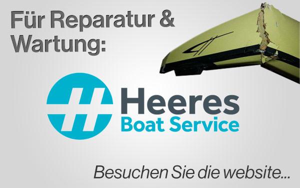 Besuchen Sie die Heeres Boat Service website