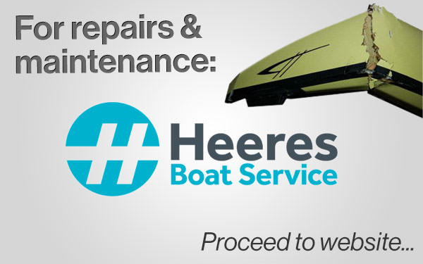 Visit the Heeres Boat Service website